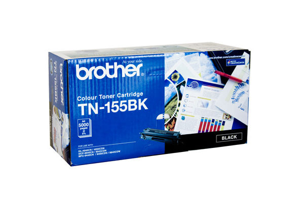 Brother Colour Toner TN-155BK