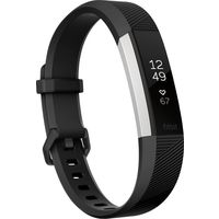 Fitbit Alta HR Activity Tracker+ Heart Rate Large, Black