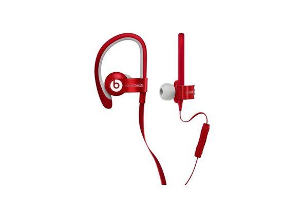 Beats Powerbeats2 In-Ear Headphones, Red