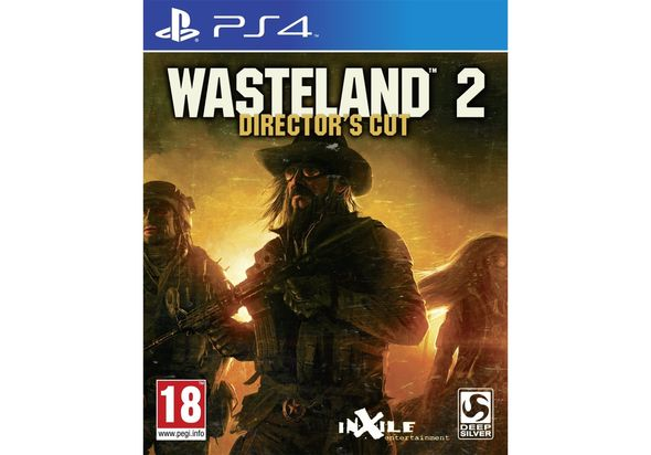 Wasteland 2: Director s Cut for PS4