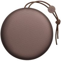 B&O PLAY by Bang & Olufsen A1 Bluetooth Portable Speaker, Deep Red