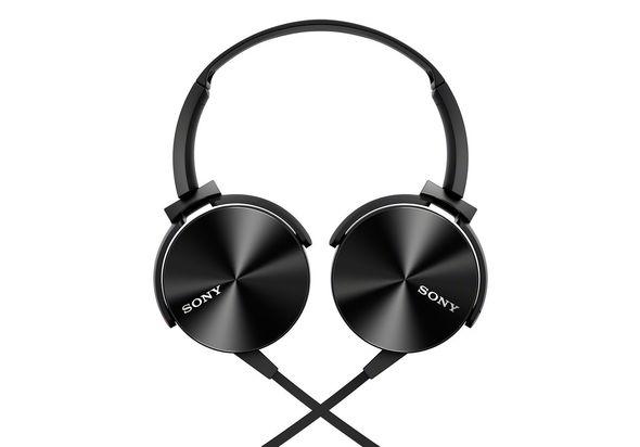 Sony MDRXB450 Extra Bass Headphones