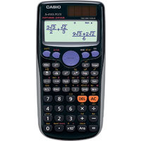 Casio FX-85ESPLUS-R Natural Textbook Display Calculator