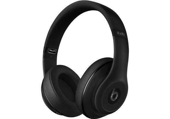Beats Studio Wired Over-Ear Headphones, Matt Black