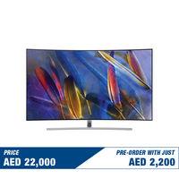 "Pre Order Samsung 65"" QA65Q7CAM Curved 4K Smart QLED Television"