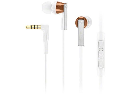 Sennheiser CX 5.00I Headphones, White