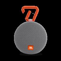 JBL Clip 2 Portable Bluetooth speaker, Grey