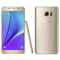 Samsung Galaxy Note 5 Smartphone,  gold, 32 gb