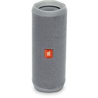 JBL Flip 4 Waterproof portable Bluetooth speaker, Grey