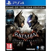 Batman: Arkham Knight Game of the Year Edition for PS4