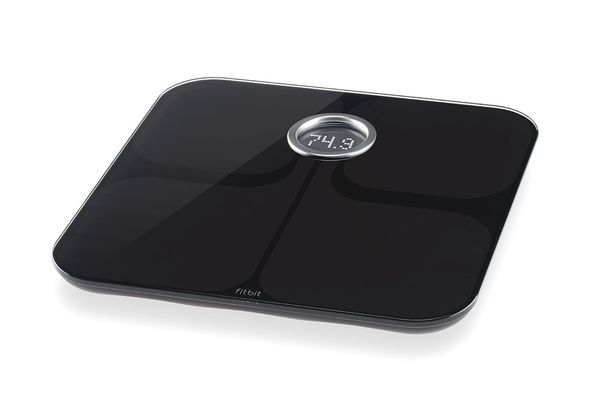Fitbit Aria Wi-Fi Smart Scale, Black,  black