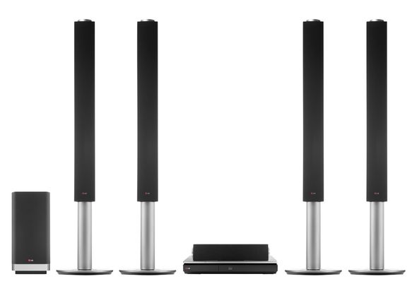 LB BH9540 Home Theater System