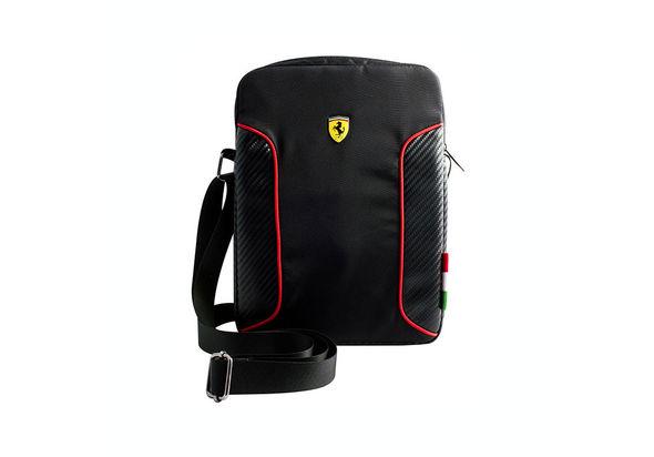 Ferrari Bag for iPad Air, Black