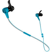 JBL Synchros Reflect BT Bluetooth Sports In-Ear Headphones, Blue