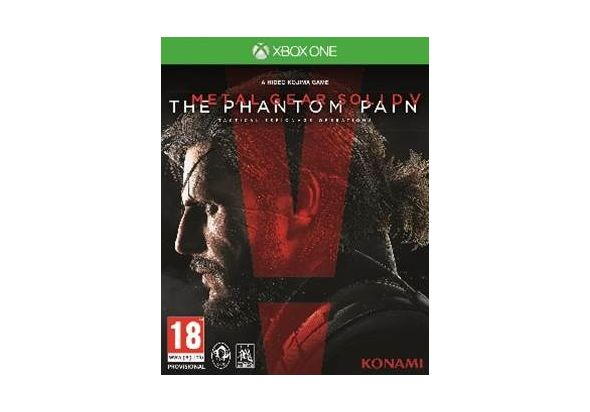 METAL GEAR SOLID V: The Phantom Pain for XB1