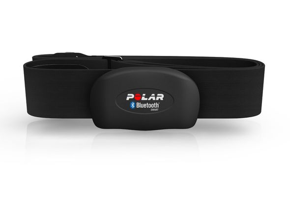 Polar H7 heart rate sensor, Black