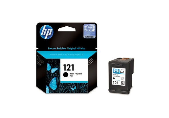 HP CC640HE 121 Black Original Ink Cartridge