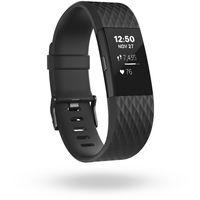 Fitbit Charge 2 Fitness bracelet small, Black Gunmetal