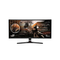 "LG 34"" 34UC79G Class 21: 9 UltraWide Full HD IPS Curved Gaming Monitor"
