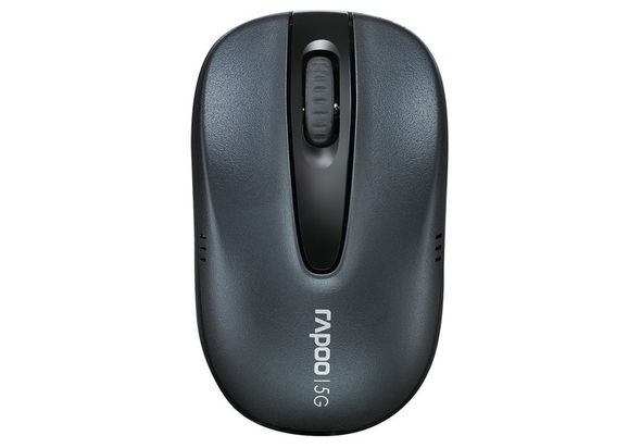 Rapoo 1070P Wireless Optical Mouse, Grey