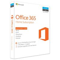 Microsoft Office 365 Home Premium 5 PC