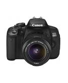 Canon EOS 650D 18-55mm Lens,  Black