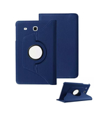 360 Rotating Stand Holster For Samsung T715 Cover Blue