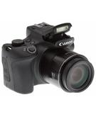 Canon PowerShot SX60 HS,  Black