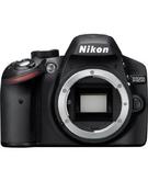Nikon D3200 Body Only,  Black