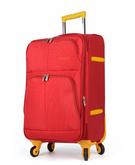 Ambest Dazzle Luggage Trolley 607 20 Inch Red