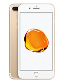 Apple iPhone 7 Plus With FaceTime - 4G LTE, 256GB,  Gold