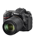 Nikon D7200 18-105 mm Lens,  Black