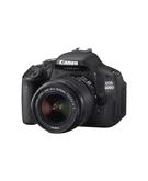 Canon EOS 600D, 18-55mm Lens,  Black
