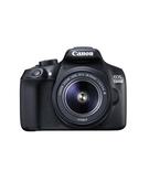 Canon EOS 1300D Lens Kit 18 - 55mm 18 MP DSLR Camera,  Black