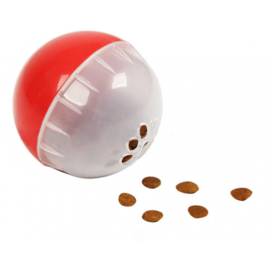 Speedy Pet Cat Food Treated Ball, 4 inch