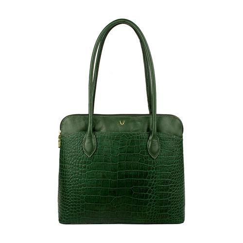 SB FABIOLA 02, croco,  emerald