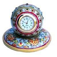 Marble Table Watch, clock