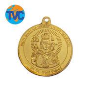 Shiv Shakti Kawach,  gold
