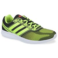Adidas Men's Lite Pacer Low Shoes,  green yellow, 11