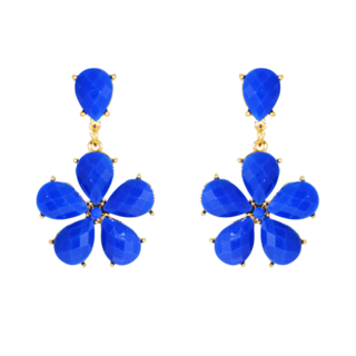 Blue Fashion Dangler With Classy Design For Women