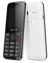 ALCATEL 1054 DUAL SIM,  charcoal grey