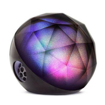 YANTOUCH BLUETOOTH SPEAKER DIAMOND,  black diamond