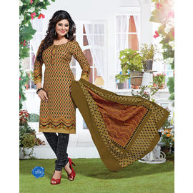 New Fancy & Designer Party Wear Multicolor Salwar Suit with Dupatta