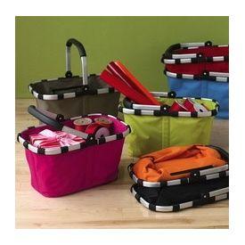 Designer Folding Camping Basket Shopping Fruit Laundry Picnic Handbag Bag Case