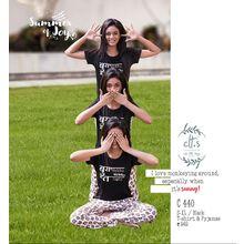 C440 - T-shirt & Pyjamas, s