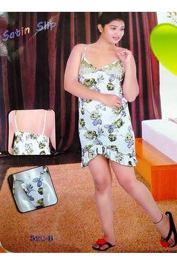 Sexy Satin Babydoll - JKDELJAICH-Baby, 522b-greygreenwhite, free  30-36 bust  30-34 waist  30-36 hips