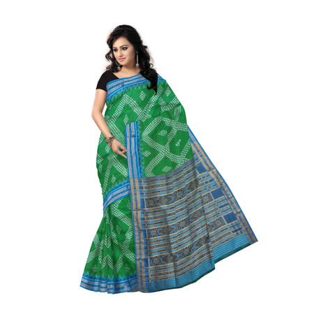 OSS209: Sambalpuri pata saree online shopping