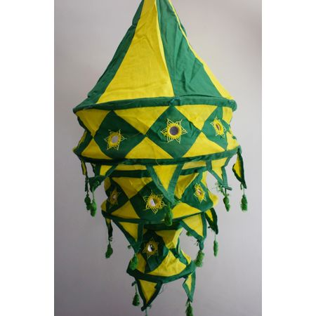 OHA022: Pipili Lamp shade Applique.