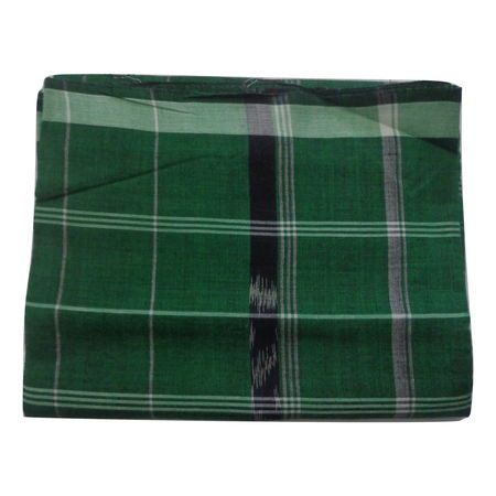 OSS260: Handloom Pure Cotton Lungi from Odisha or Orissa
