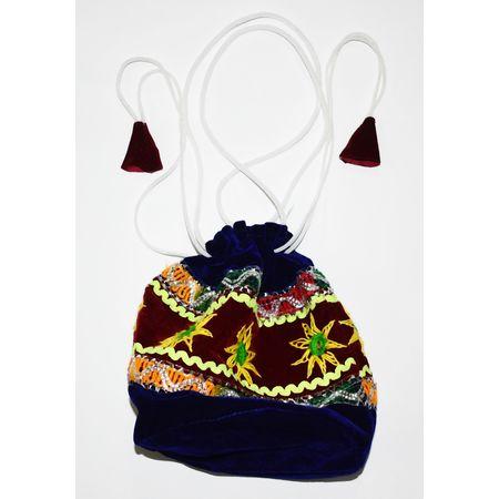 Handmade Bridal Potli Bag AJ001256